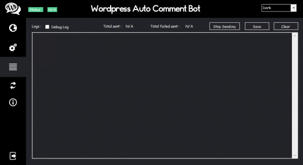 WordPress Auto Comment Bot