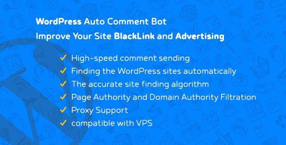 Wordpress Comment Bot